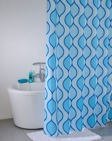 ����� ��� ������ ������� Iddis Curved Lines, blue 400P20RI11 ������: 200�200